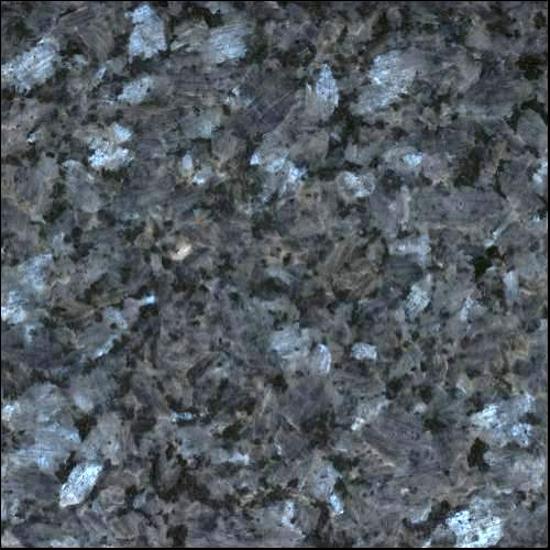 granite sample blue pearl