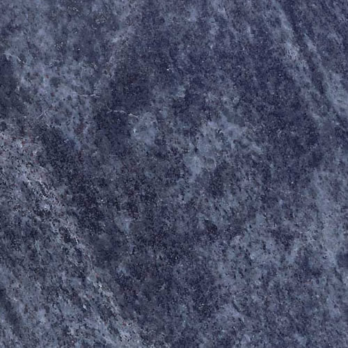 granite sample coral blue