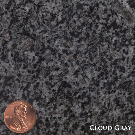 granite sample darl cloud gray